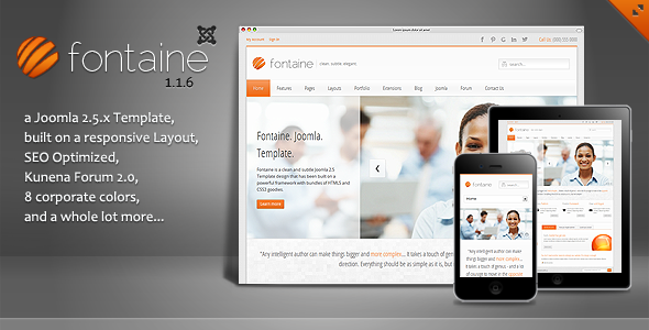 Fancy Joomla Template Warez Photo - Resume Template ...