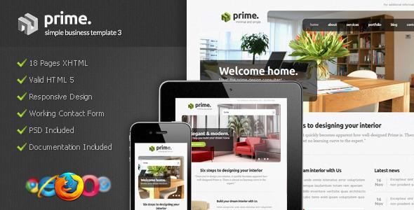 50 powerful minimalist website templates | web & graphic design.