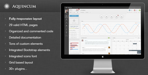 Aries metro style admin template html & others:: themeforest.