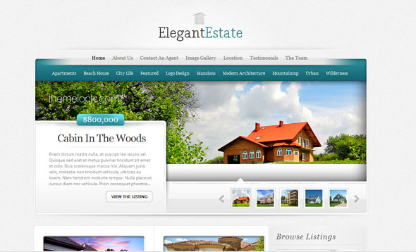 real estate thesis wordpress Ballen brands is a real estate marketing  ballen brands is a real estate marketing company building real estate  have built several wp sites on thesis.