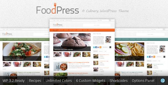 Foodpress a recipe food blog themeforest wp theme wordpress foodpress a recipe food blog themeforest wp theme forumfinder Choice Image