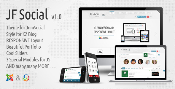 Tolle Joomla Social Network Template Fotos - Dokumentationsvorlage ...