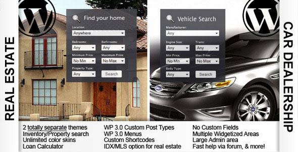 Openhouse 3.0 Real Estate & Automotiv Themeforest WP - Wordpress ...