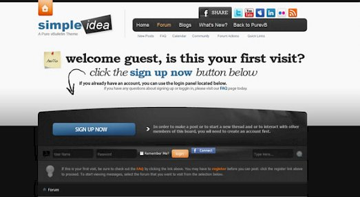 Download Free VBULLETIN Themes & Templates, Scripts & Graphics !
