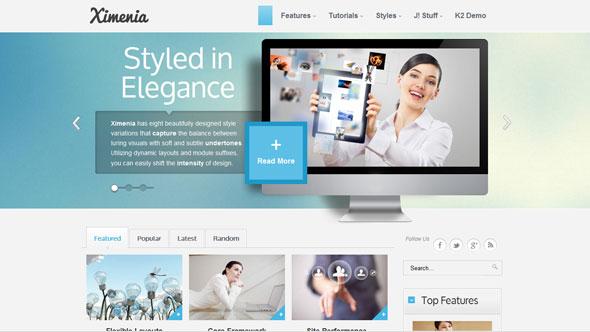 joomla templates premium