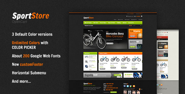 Download Free OPENCART Themes & Templates, Scripts & Graphics ! Page 2