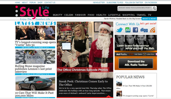 Download Free MAGAZINE3 Themes & Templates, Scripts & Graphics !