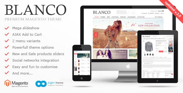 Download Free MAGENTO Themes & Templates, Scripts & Graphics !