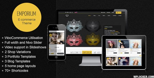 Emporium v1.8 - Responsive WordPress WooCommerce Theme - Wordpress ...