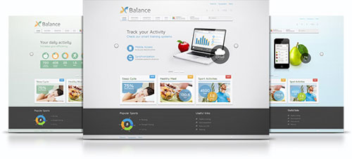 Download free yootheme themes templates scripts graphics balance v106 yootheme wordpress template pronofoot35fo Gallery
