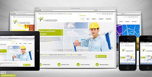 Excellent Wordpress Corporate Theme Photos - Wordpress Themes ...