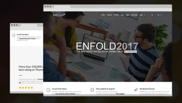 Enfold theme features that make a difference wordpress for Making wordpress templates